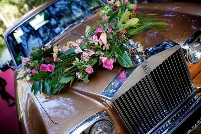 transporte boda