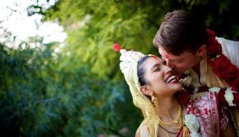 The hindu wedding of Reshmi and Patrick