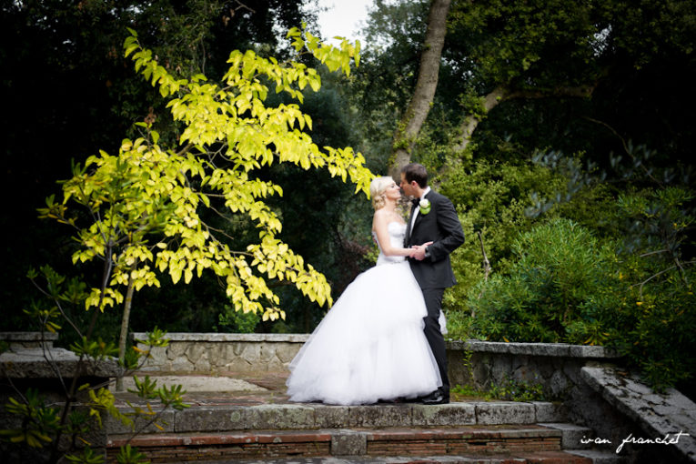 Mariage de conte de fées: Preview Maud et Olivier