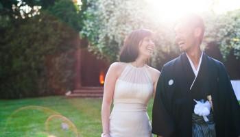 Lovely japanese wedding /Boda japonesa con encanto