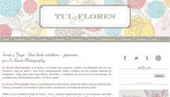 Marry me in Spain en Tul y Flores
