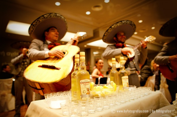 mexican belgian wedding