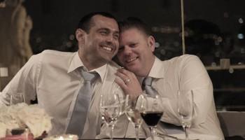 A true art wedding / Una auténtica boda de arte