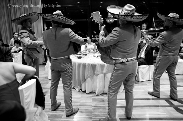 mexican and belgian wedding