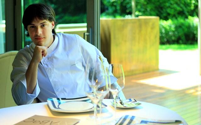 Jordi Cruz catering bodas