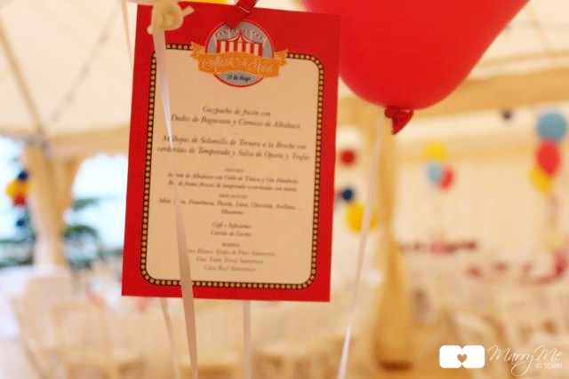 boda en el tibidabo