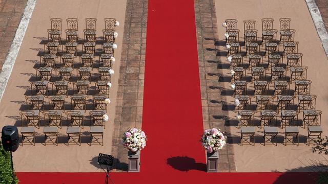 Ceremoy russian wedding