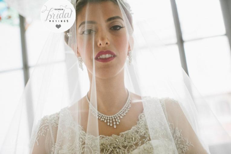 shabby chic kuwaiti wedding