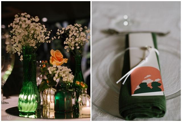 The Shabby Chic Kuwaiti wedding
