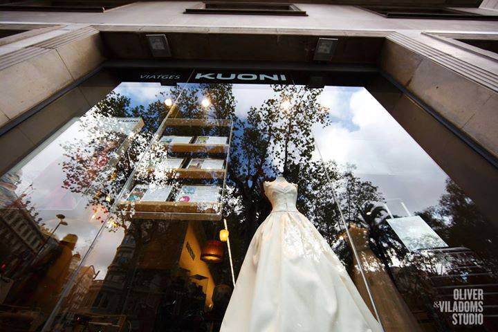 wedding planner showroom barcelona