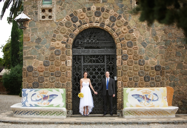 Gaudi wedding barcelona (20)