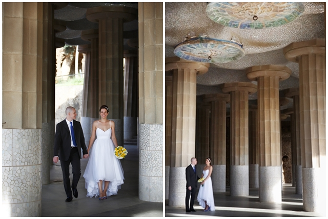Gaudi wedding barcelona (2b) (7)