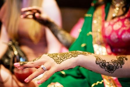 Indian wedding video , pure art in Barcelona