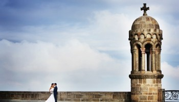 Australian elopement in Barcelona