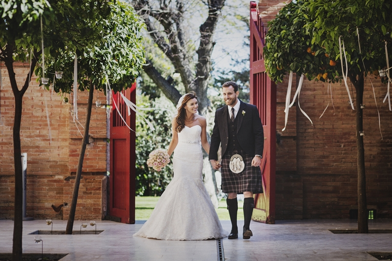beautiful elegant scottish wedding (23)