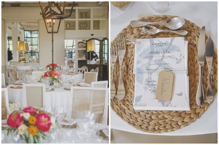 Chic american wedding in Costa Brava
