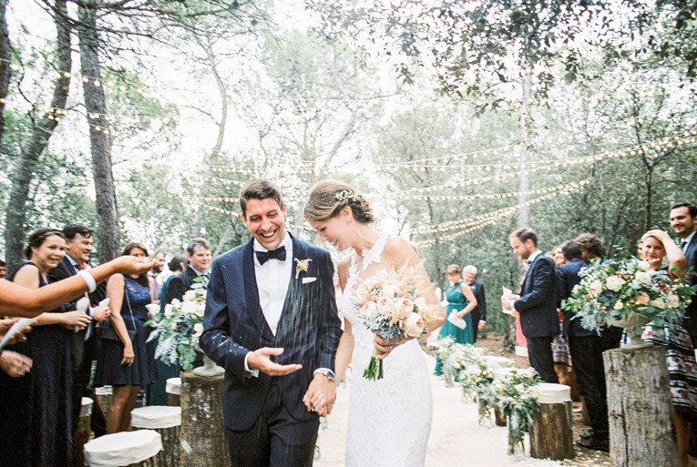 Wedding in the Enchanted Forest
