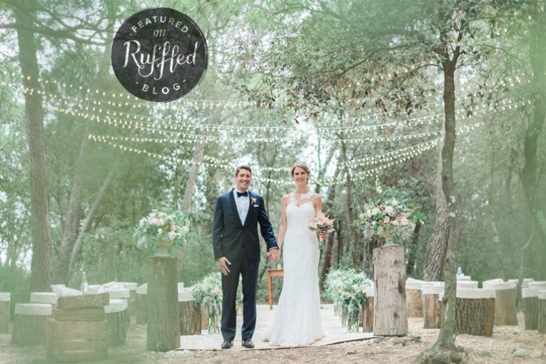 Wedding in the Enchanted Forest   Marry me in Spain