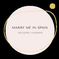 logo marry me in spain