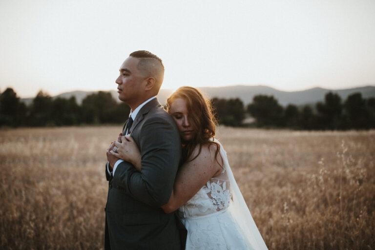 spanish countryside wedding