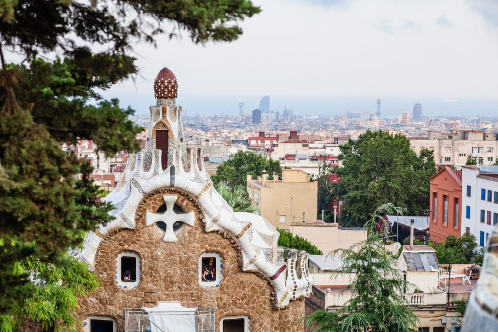 touristic guide barcelona
